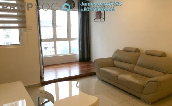 Condominium For Sale in 1Sentul, Sentul Freehold Fully Furnished 3R/2B 510k
