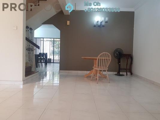 Terrace For Rent in BU11, Bandar Utama Freehold Semi Furnished 4R/3B 2.9k