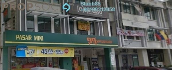 Shop For Rent in Plaza Crystalville, Setapak Freehold Unfurnished 0R/2B 7.8k