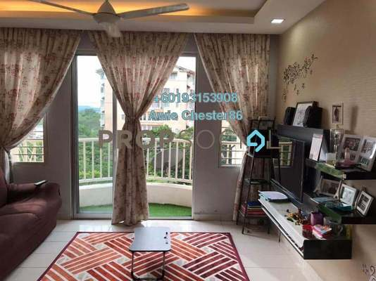 Condominium For Sale in De Rozelle, Kota Damansara Freehold Unfurnished 3R/2B 420k