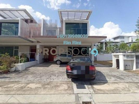 Semi-Detached For Sale in Garden Boulevard @ Garden Residence, Cyberjaya Freehold Semi Furnished 4R/5B 1.45m