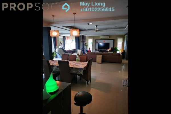 Semi-Detached For Sale in Taman OUG, Old Klang Road Freehold Semi Furnished 5R/5B 3m