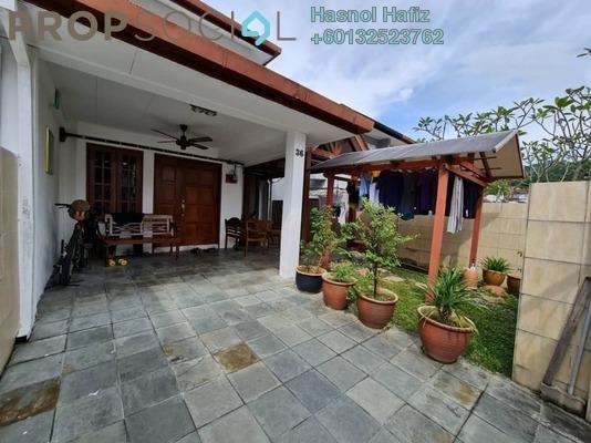Terrace For Sale in Taman Bukit Jaya, Bukit Antarabangsa Freehold Semi Furnished 6R/3B 700k