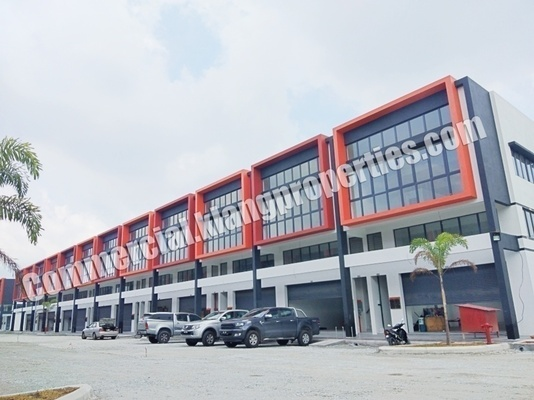 Factory For Sale in Kampung Batu 9 Kebun Baru, Telok Panglima Garang Freehold Unfurnished 0R/0B 1.15m