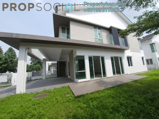 Terrace For Sale in Glenmarie Cove, Port Klang Freehold Unfurnished 5R/6B 1.9m