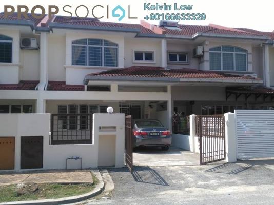 Terrace For Sale in Seri Utama, Kota Damansara Freehold Semi Furnished 4R/3B 880k