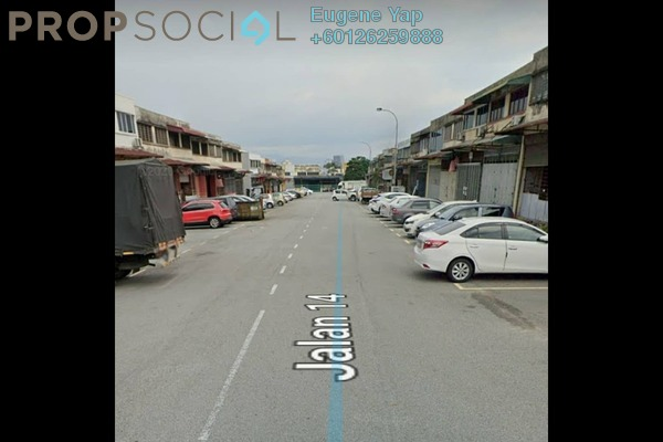 Factory For Sale in Ehsan Jaya Industrial Park, Kepong Freehold Unfurnished 0R/0B 1.08m