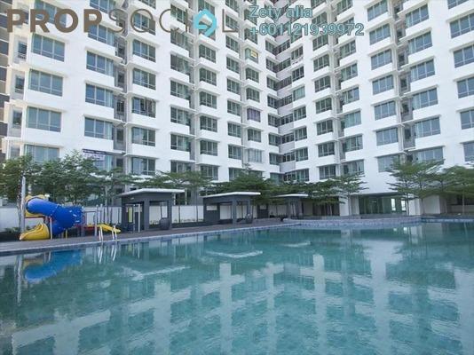 Condominium For Rent in Vega Residensi, Cyberjaya Freehold Fully Furnished 1R/1B 1.1k