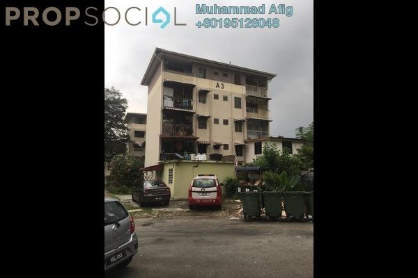 Apartment For Sale in Sri Kinabalu, Wangsa Maju Freehold Semi Furnished 2R/1B 195k