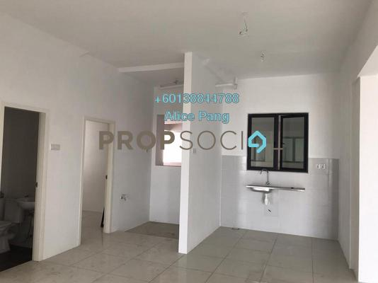 Condominium For Rent in Skyview Residence, Jelutong Freehold Unfurnished 4R/2B 1.8k