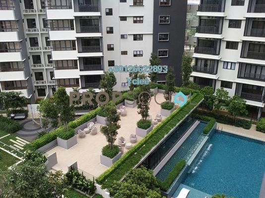 Condominium For Rent in Suria Residence, Bukit Jelutong Freehold Unfurnished 2R/2B 1.65k