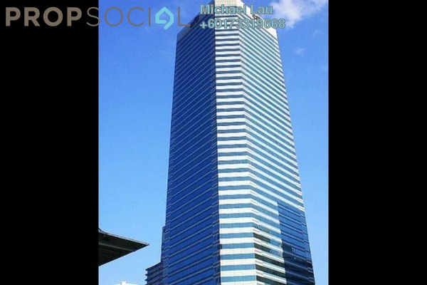 Office For Rent in Menara Citibank, KLCC Freehold Unfurnished 0R/0B 9.8k