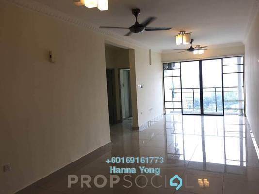 Condominium For Sale in One Damansara, Damansara Damai Leasehold Semi Furnished 2R/2B 370k