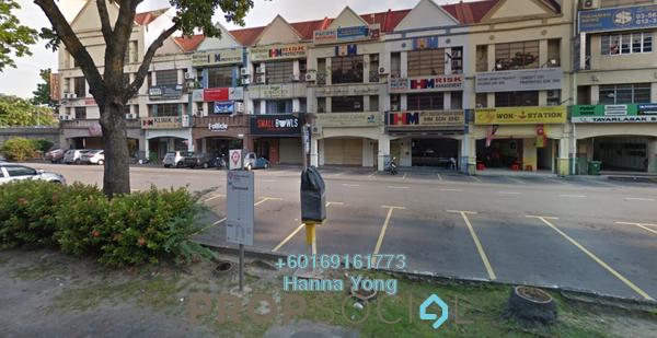 Shop For Sale in Sunway Mentari, Bandar Sunway Freehold Unfurnished 0R/6B 2.5m