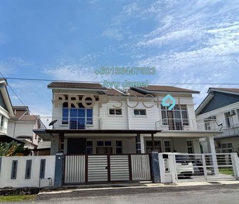 Semi-Detached For Sale in Royal Ivory 2, Bandar Saujana Putra Freehold Semi Furnished 3R/3B 590k