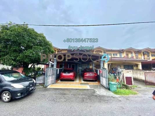 Terrace For Sale in Taman Desa Permai, Meru Freehold Semi Furnished 4R/3B 435k
