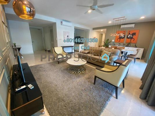 Condominium For Rent in Seni, Mont Kiara Freehold Fully Furnished 4R/4B 10k