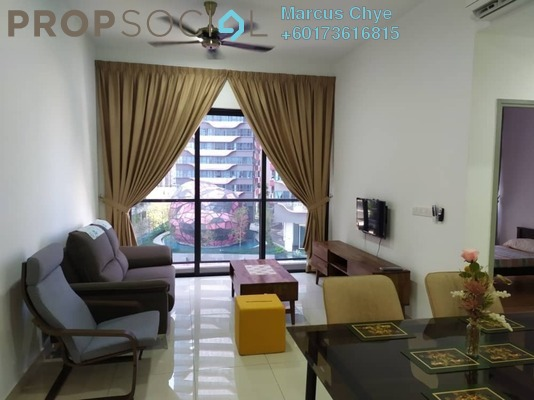 Serviced Residence For Sale in Astoria, Ampang Hilir Freehold Fully Furnished 2R/2B 750k