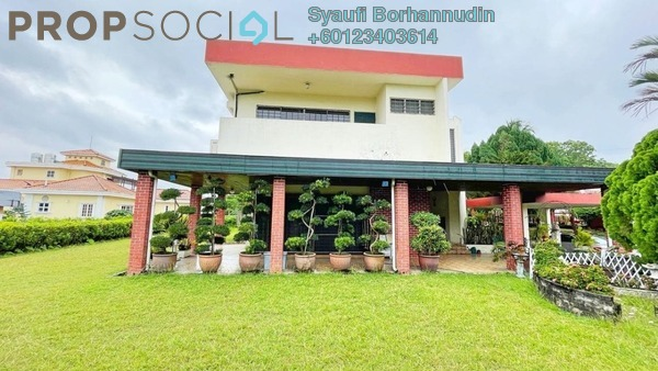 Bungalow For Sale in Section 12, Shah Alam Freehold Semi Furnished 4R/4B 2.8m