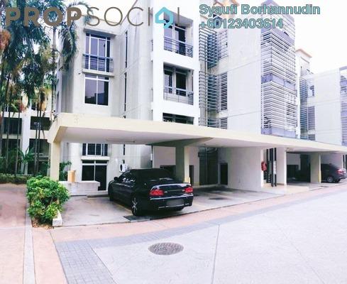 Townhouse For Sale in Cyberia SmartHomes, Cyberjaya Freehold Unfurnished 5R/3B 595k