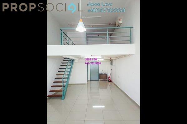 SoHo/Studio For Sale in Pinnacle, Kelana Jaya Freehold Semi Furnished 1R/2B 480k