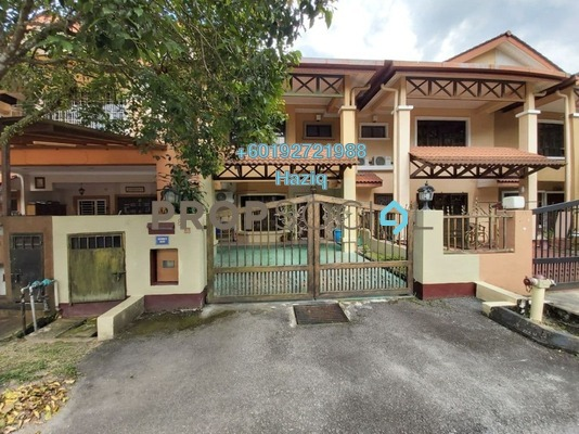 Terrace For Sale in Taman Andaman Ukay, Ukay Freehold Fully Furnished 4R/3B 850k