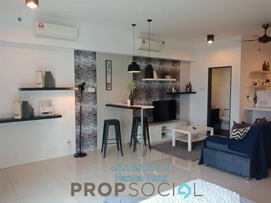 SoHo/Studio For Sale in Menara Geno, Subang Jaya Leasehold Fully Furnished 1R/1B 250k