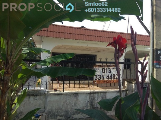 Semi-Detached For Sale in Taman Setapak, Setapak Freehold Unfurnished 3R/2B 1.25m