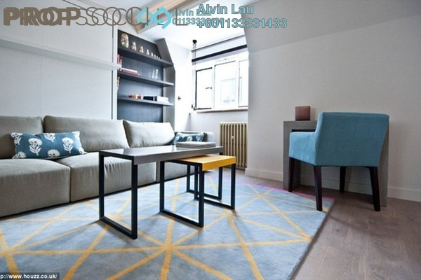 Serviced Residence For Sale in Taman Subang Mas, Subang Jaya Freehold Semi Furnished 1R/1B 268k