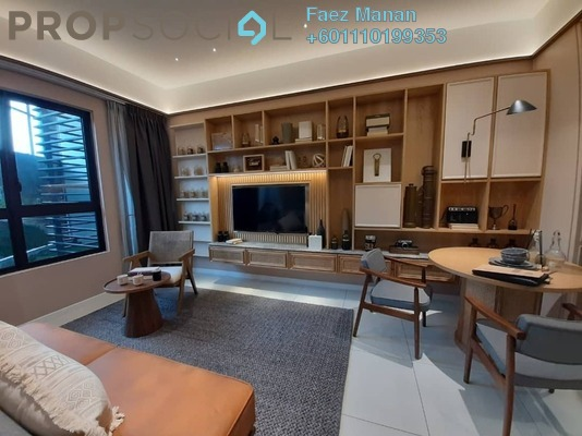 Serviced Residence For Sale in Residences South @ Tropicana Metropark, Subang Jaya Freehold Unfurnished 0R/1B 318k