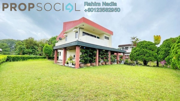 Bungalow For Sale in Section 12, Shah Alam Freehold Semi Furnished 5R/4B 2.8m