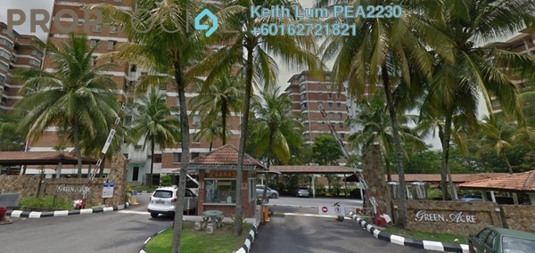 Condominium For Sale in Green Acre Park, Bandar Sungai Long Freehold Semi Furnished 3R/2B 350k