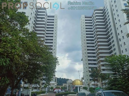 Condominium For Rent in Puncak Athenaeum, Bukit Antarabangsa Freehold Fully Furnished 3R/2B 2.3k
