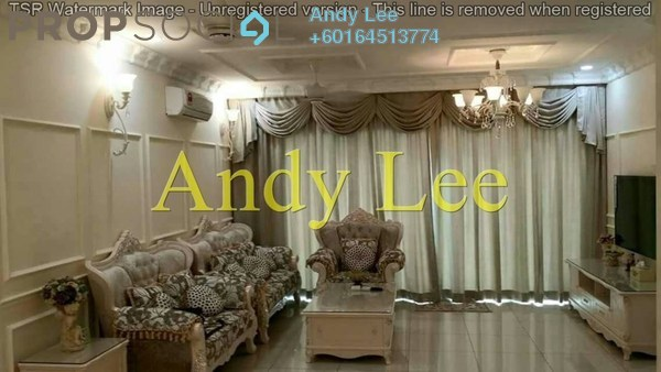Condominium For Sale in The Latitude, Tanjung Tokong Freehold Fully Furnished 3R/2B 819k