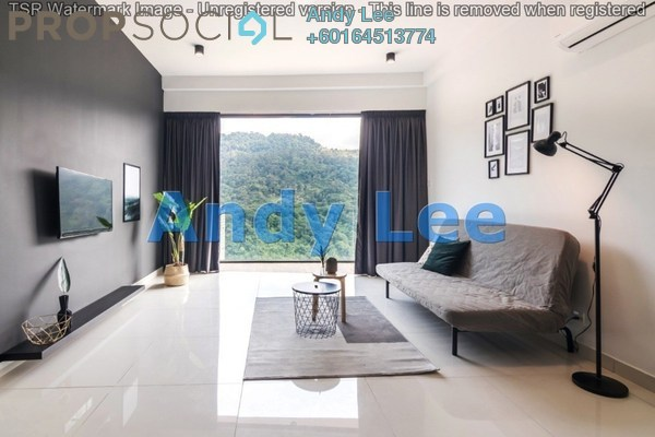 Apartment For Rent in Arte S, Bukit Gambier Freehold Unfurnished 3R/2B 1.5k