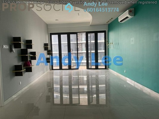 Apartment For Sale in Arte S, Bukit Gambier Freehold Unfurnished 3R/2B 700k