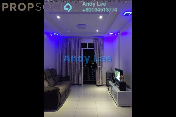 Apartment For Sale in Reflections, Sungai Ara Freehold Fully Furnished 3R/2B 630k