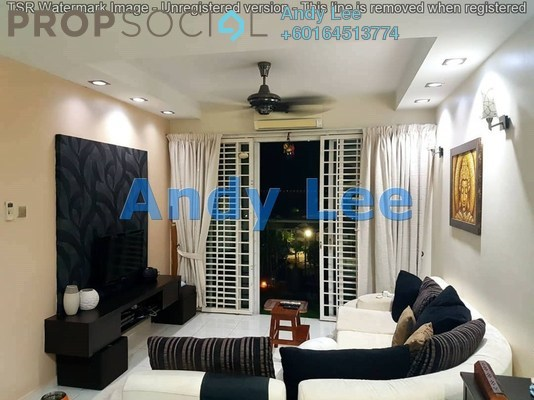Condominium For Sale in Suria Jelutong, Bukit Jelutong Freehold Fully Furnished 3R/2B 550k