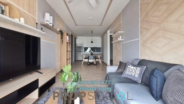 Serviced Residence For Rent in Emporis, Kota Damansara Freehold Fully Furnished 3R/2B 2.9k
