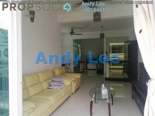 Apartment For Rent in Reflections, Sungai Ara Freehold Fully Furnished 3R/2B 1.5k