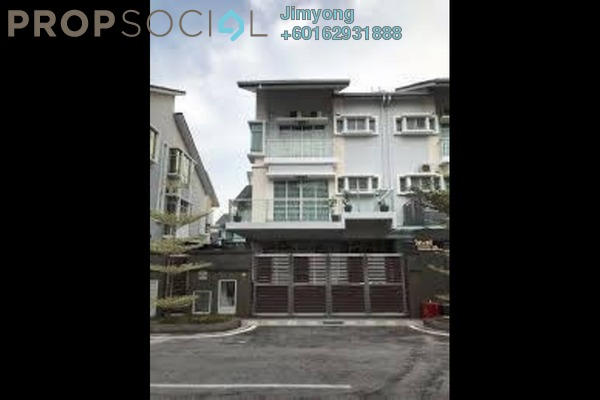 Semi-Detached For Sale in Areca Residence, Kepong Freehold Semi Furnished 6R/6B 2.6m