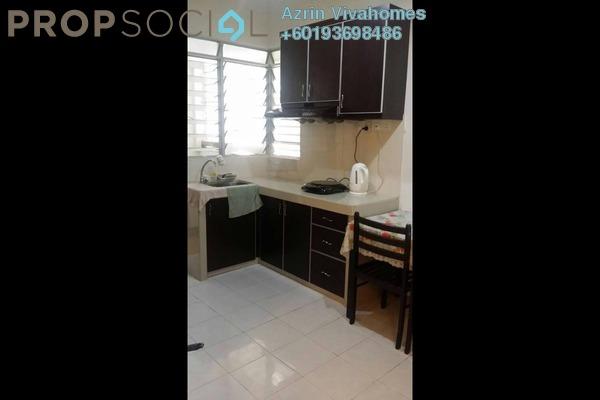Serviced Residence For Rent in Rhythm Avenue, UEP Subang Jaya Freehold Fully Furnished 1R/1B 1.3k