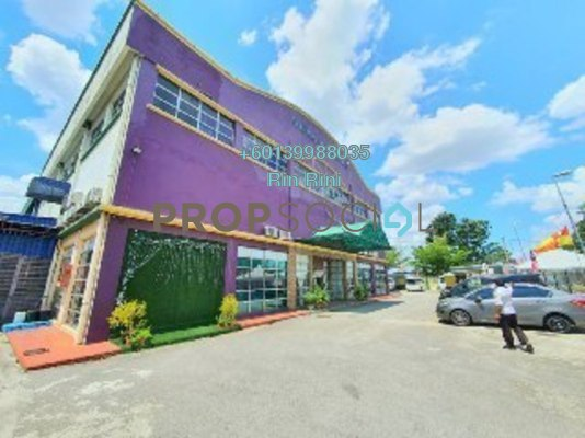 Factory For Sale in Taming Jaya Industrial Park, Balakong Freehold Semi Furnished 0R/0B 8.8m
