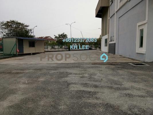 Factory For Sale in Taman Teluk Gedung Indah, Port Klang Freehold Unfurnished 0R/0B 4.1m