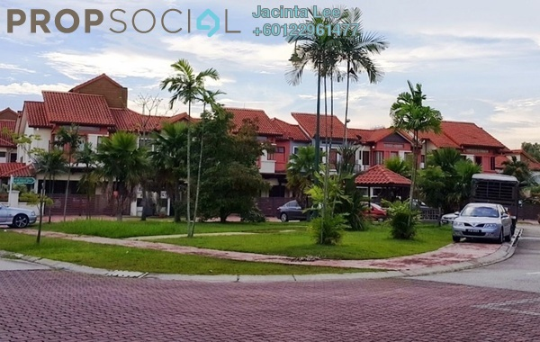 Superlink For Sale in Lagenda 2, Bukit Jelutong Freehold Semi Furnished 6R/6B 1.38m
