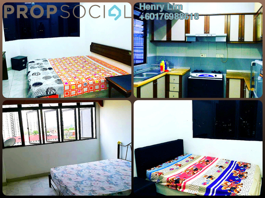 Condominium For Sale in One Ampang Avenue, Ampang Freehold Fully Furnished 4R/2B 395k