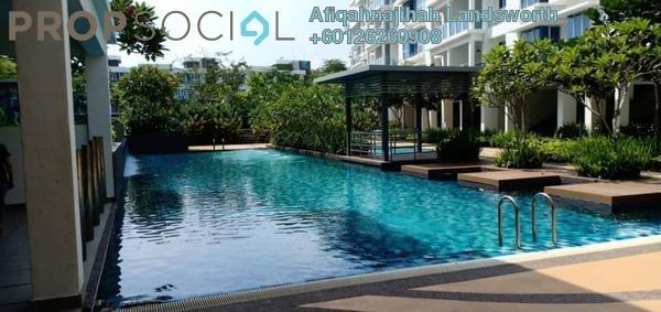 Condominium For Sale in Putra 1 Apartment, Bandar Seri Putra Freehold Unfurnished 3R/2B 478k
