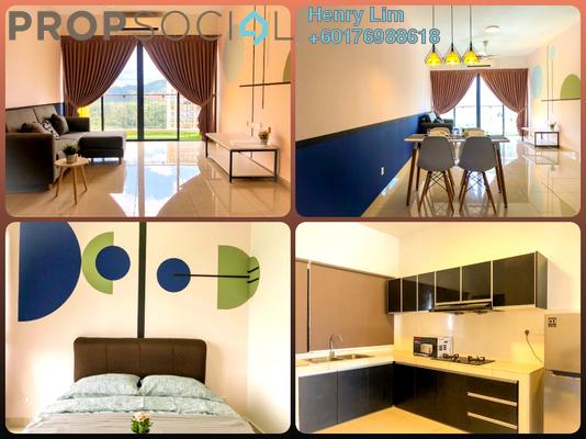 Condominium For Sale in Oasis Kajang, Kajang Freehold Fully Furnished 3R/2B 480k