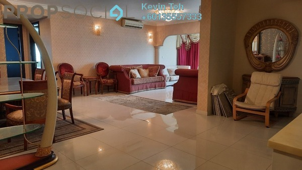 Condominium For Sale in Mont Kiara Meridin, Mont Kiara Freehold Fully Furnished 4R/4B 1.38m