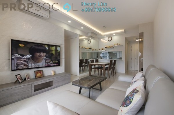 Condominium For Rent in Idaman Residence, KLCC Freehold Fully Furnished 2R/2B 3k